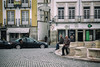 Life at a slow pace (Miguel.Galvão) Tags: praça giraldo square évora portugal alentejo new year 2018 canon 5d galvão miguel full frame street
