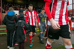 Altrincham FC vs Witton Albion - January 2018-103 (MichaelRipleyPhotography) Tags: altrincham altrinchamfc altrinchamfootballclub alty ball coyr celebrate celebration community fans football footy goal header jdavidsonstadium kick league mosslane npl nonleague northermpremierleague pass pitch referee robins score semiprofessional shot soccer stadium supporters tackle team wittonalbion