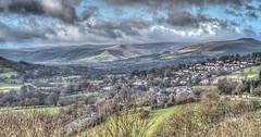 The Surprise View, Derbyshire Peak District (little mester.) Tags: surprise thesurpriseview hathersage sheffield derbyshire derbyshirepeakdistrict hopevalley