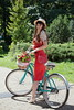 Lady on a bicycle 2017 (Networker21) Tags: canonef70200mmf4lusm canoneos5dmarkll