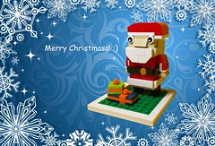 Merry Christmass :D (Alexander Nesterenko) Tags: lego newyear christmas winter moc photo toy