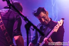 15 The Craftmen Club @ Brest (Vauban) - 29 novembre 2017 (Désinvolt) Tags: thecraftmenclub gabrieltavernier brest vauban rock 29novembre2017