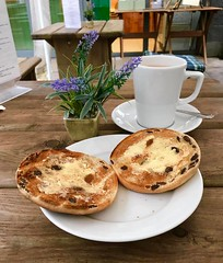 Teacake and hot choc (Tezza Campbell Dec 17)