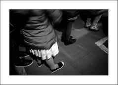 Impatience... (Panafloma) Tags: 2017 architecturebatimentsmonuments bandw bw bâtiments détailsarchitecturaux famille métiersetpersonnages nadine nadinebauduin natureetpaysages personnes techniquephoto végétaux blackandwhite centrehistoriqueminierdelewarde fosse jambes marquage mine mineur noiretblanc noiretblancfrance pieds sol usine france fr