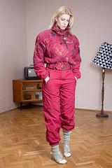 il_fullxfull.1371030324_76h9 (onesieworld) Tags: exy retro 80s 90s fashion port skisuit onepiece onesie snowsuit woman babe catsuit shiny nylon ski