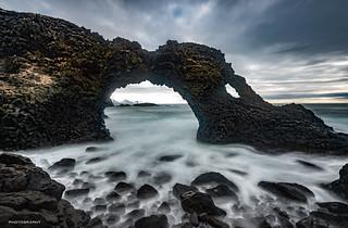 Arnarstapi arch 3 {Explore}