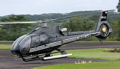 EC130 | N131WS | HPV | 20171124 (Wally.H) Tags: eurocopter ec130 n131ws sunshinehelicopters hpv princeville airport