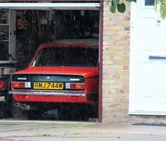 RMJ 744W (Nivek.Old.Gold) Tags: 1980 triumph dolomite sprint auto 1998cc