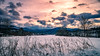 Happy Holidays! (Nicholas Erwin) Tags: landscape holidays nature sunrise sky clouds cloudporn snow winter cold mountain field naturephotography nikon d610 nikkor 2018g waterbury vermont vt unitedstatesofamerica usa fav10 fav25 fav50