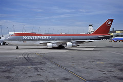 N641NW (QC PHOTOGRAPHY) Tags: seattle tacoma usa july 6th 2002 northwest airlines b747200 n641nw