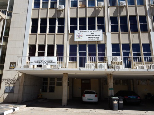ICT-Ministerium