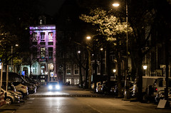 It's depressing what a man can get used to. (Frank Hendriks Photography) Tags: frankhendriks hemonylaan amsterdam holland atmosphere mood night hotel