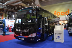 Swans Travel (Will Swain) Tags: seen bus coach live birmingham nec 4th october 2017 west midland midlands city centre buses transport travel uk britain vehicle vehicles county country england english coaches swans