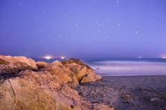 Pierpont Jetty (jamesborrelli805) Tags: ventura sony a7ii 2470mm oss long exposure stars nightscape astrophotography california pacific ocean jetty bokeh blur