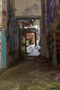 Hall (kentkirjonen) Tags: window fönster abandoned övergivet övergiven lumix fz300 old gammal sweden sverige dalarna ue decay förfall tegelsten tegelstenar brick bricks hydroelectric vattenkraft stair stairs trapp trappa