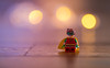 Everyone who ever walked barefoot into his child's room late at night hates Legos- Tony Kornheiser- (Lorrainemorris) Tags: zeiss batis dreamy colours fun sony7rm2 bokeh toys robin lego