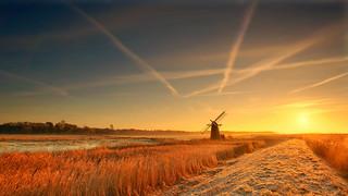 Herringfleet Sunrise