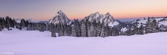 Winter Panorama - Mythen (Captures.ch) Tags: alpen aufnahme baum berge himmel hã¼gel landschaft morgen schweiz sonnenaufgang tal wald winter alps capture forest hills landscape morning mountains sky snow sunrise swiss switzerland tree valley ibergeregg schwyz mythen