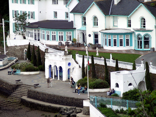 005 THE VILLAGE PORTMEIRION