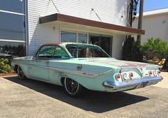 Chevrolet Impala (*hajee) Tags: chevy chevrolet impala 1961