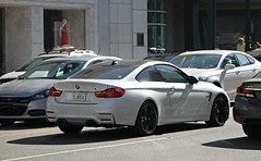 BMW M4 (F82) (SPV Automotive) Tags: bmw m4 f82 coupe exotic sports car white