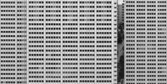 tokyo abstraction (poludziber1) Tags: city cityscape capital street streetphotography skyline summer sky urban architecture abstract building blackwhite travel tokyo japan mpt636 matchpointwinner