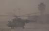 Expedition 53 Landing Preparations (NHQ201712130003) (NASA HQ PHOTO) Tags: kazakhstan expedition53 karagandaairport esaeuropeanspaceagency helicopter roscosmos karaganda nasa billingalls