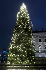 015 (Daniel Perlak) Tags: reichstag night architecture smcpentaxda21mmf32allimited pentaxk5 berlin winter christmas