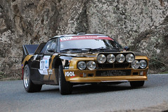 Lancia 037 - P. Canavese (jfhweb) Tags: jeffweb sportauto sportcar racecar voiturederallye rallycar voituredecourse courseautomobile rallye rally rallyeduvar championnatdefrancerallye 63emerallyeduvar bormeslesmimosas coldegratteloup 33emerallyehistoriqueduvar vhc vehiculehistorique lancia 037 lancia037 canavese