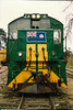 Fingal (andrewsurgenor) Tags: locomotive engine transport diesel train railway railroad rail railfan tasmania australia ee englishelectric an tasrail green fingal