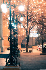 Christmas lights (Lucian Nuță) Tags: cluj napoca clujnapoca romania 2017 christmas lights