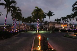 Christmas Eve - Kona Sea Ridge