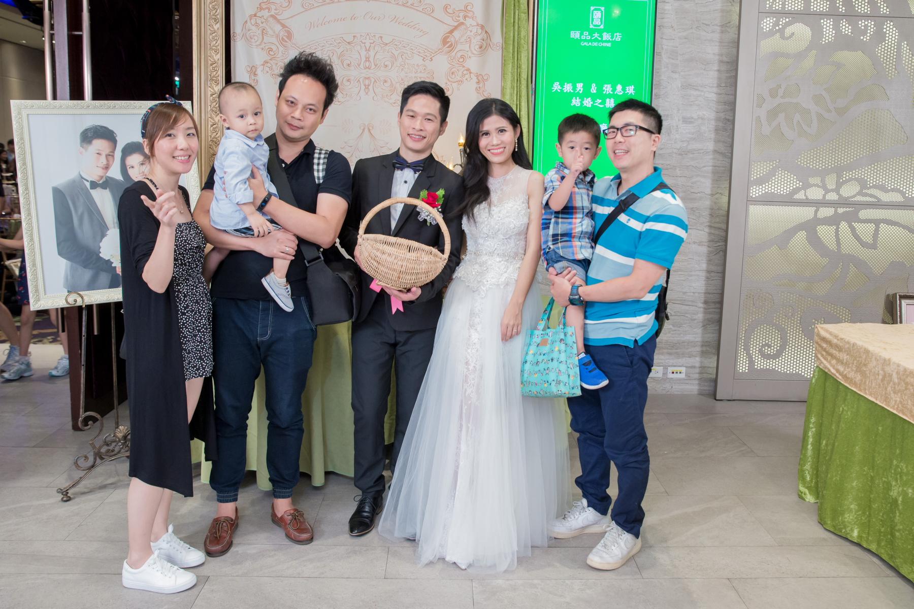 新莊頤品 婚攝 婚禮紀錄617