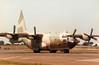1976 Lockheed KC-130H Hercules 545 - Israeli Air Force - RIAT - RAF Fairford 1996 (anorakin) Tags: 1976 lockheed kc130h hercules 545 israeliairforce riat raf fairford 1996
