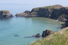 IMG_3703 (avsfan1321) Tags: ireland northernireland unitedkingdom uk countyantrim ballycastle carrickarede carrickarederopebridge nationaltrust landscape green blue ocean atlanticocean island