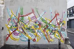 ► Mr Renard ◄ (Ruepestre) Tags: mr renard art paris parisgraffiti graffiti graffitis graffitifrance graffitiparis graff france francegraffiti streetart street urbanexploration urbain urban ville villes city wall walls