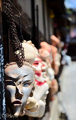Masks in Kyoto