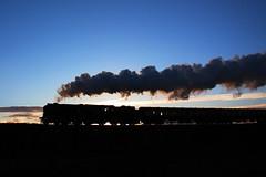 Severn Valley Railway . (Keith Wilko) Tags: severnvalleyrailway svr 34027 tawvalley loco34027 34027loco tawvalley34027 bewdley steamtrain steamlocomotive locomotive loco train railway