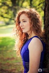 Nina (Sebastian..S) Tags: people shootingsday shooting outdoor stadtpark portrait nina model beauty canon eos 6d