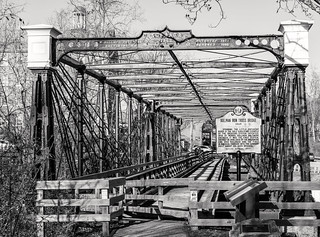 Iron Truss Bridge, Patuxent River