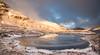 Coire an Lochain. (Chris..Miles) Tags: sgurr eilde mor coireanlochain wildcamp snow easternmamores water munro scotland winter light ice