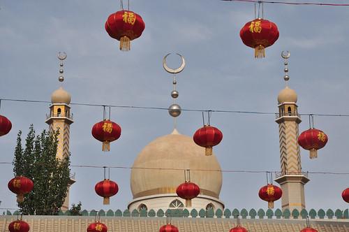 Dūnhuáng Qīngzhēnsì