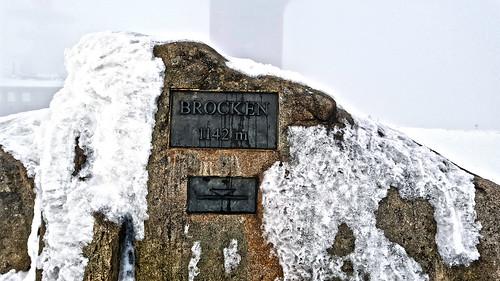 Brocken Gipfel (HDR)