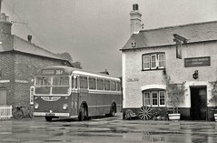 Damp in Bucks (Lost-Albion) Tags: unitedcounties nbc bristolls 456 hbd636 longmarston buckinghamshire 1969