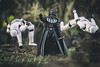The Force (jezbags) Tags: darthvader starwars force push stormtrooper stormtroopers trooper troopers toy toys macro macrophotography macrodreams canon canon80d 80d 100mm actionfigure shfiguarts bandai