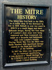 The Mitre History  The Mitre was first built in the 1700's as a coffee shop.  It was destroyed by fire in 1829.  Rebuilt in over two years in 1830/31 to a much bigger and more elaborate design, during this time many of London's slum areas were being impro (nick.harrisonfli) Tags: london plaque greenwich pub ale weer wetherspoons wetherspoon westgreenwich wwii war worldwar mitre themitre worldheritagesite worldheritage heritage uneco historical historic worldwartwo slum slums board brew coffee coffeeshop shop 1700's 1829 1830 1831 bombed listed listedbuilding grade2 grade2listed gradeii grade2listedbuilding england unitedkingdom gb openplaques:id=44736
