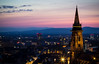 Münster (checkyourhead90) Tags: freiburg münster canon eos sunset blauestunde sonnenuntergang blau rosa church