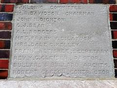 M First Presbyterian Church, 214 S. Charter, Monticello, IL 20171010_3 (RLWisegarver) Tags: piatt county history monticello illinois usa il