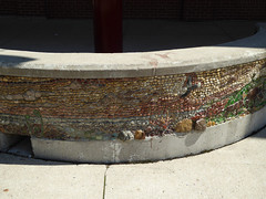 PublicLibraryArt01 (alicia.garbelman) Tags: antigonish novascotia canada publicart libraries walls mosaics