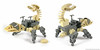Chibi Rock Slizer/Granite Throwbot (Unijob Lindo) Tags: lego technic slizer throwbot throwbots throw bot disc granite rock beige tan pickaxe pickaxes 90s classic figure construction constraction bionicle old robot miner mining robo machine creature legged four legs quadruped automaton slizers discs collectible toy toys action
